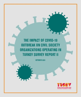 The Impact of COVID-19 Outbreak on Civil Society Organizations Operating in Turkey Survey Report II