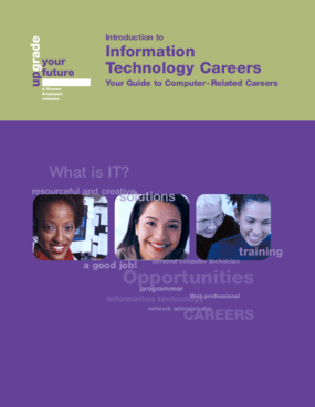 Introduction to Information Technology Careers: Your Guide to Computer-Related Careers